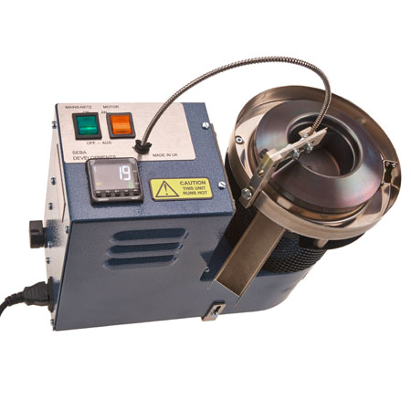 Bain d 39 tain rotatif rd3htvs ftm technologies - Produit pour nettoyer l etain ...