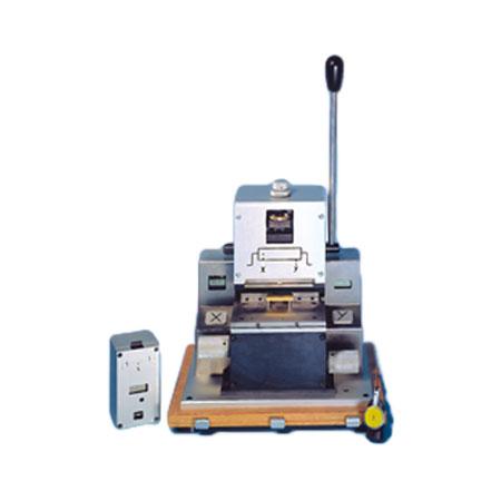 Máquina para cortar y doblar QFP componentes