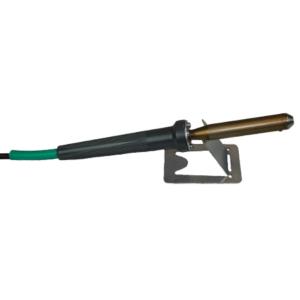 Fer secteur à spatuler avec son repose fer, fabrication française