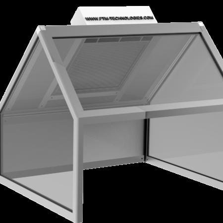 hotte encastr e ftm technologies. Black Bedroom Furniture Sets. Home Design Ideas