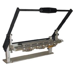 Pantographe manuel pour étamage ou fluxage