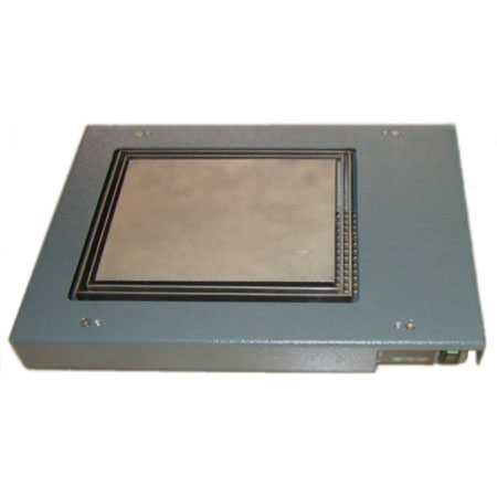Radiant heating plate