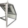 Focus cabine complète monoposte avec porte relevable HI5VPP