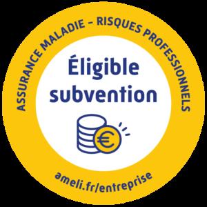 Éligibilité subvention
