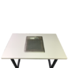 Table pour hotte encastrable HI2P